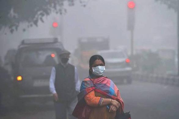 Không khí ô nhiễm khiến con người muốn... phạm tội - Ảnh 1.