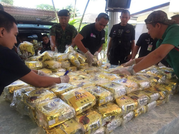 Ma túy đá từ Tam giác vàng - Kỳ 2: Quá cảnh ở Thái Lan - Ảnh 4.