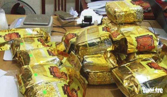 Mở rộng điều tra vụ tàng trữ hơn 700kg ma túy đá ở Nghệ An - Ảnh 4.
