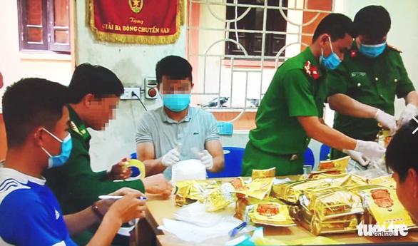 Mở rộng điều tra vụ tàng trữ hơn 700kg ma túy đá ở Nghệ An - Ảnh 3.