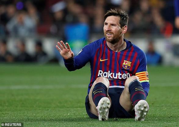 Lionel Messi: Bàn thắng thứ hai của tôi khá may mắn - Ảnh 1.