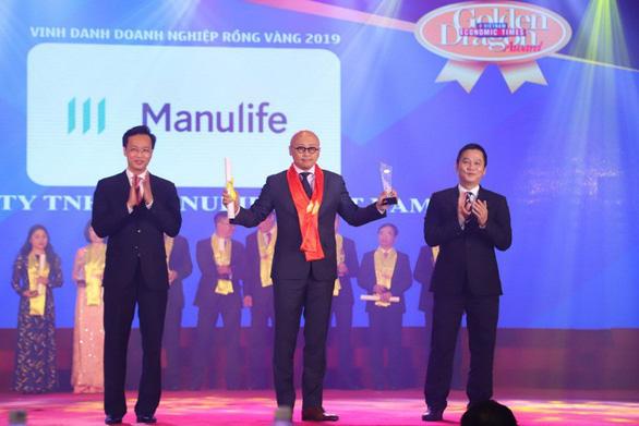 Manulife là công ty BHNT có dịch vụ và trải nghiệm khách hàng tốt nhất - Ảnh 1.