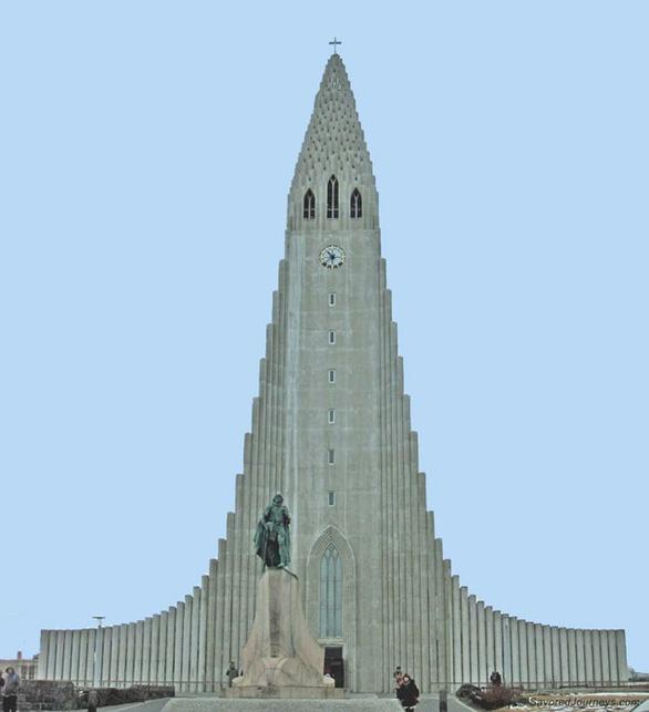 Những ngôi giáo đường lừng danh thế giới - Ảnh 8.