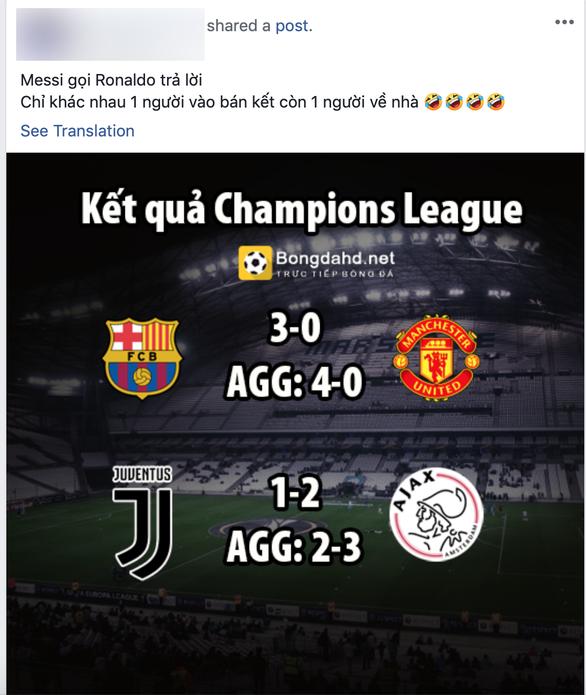 Cộng đồng mạng: Ronaldo cố tình thua để tránh…Messi - Ảnh 4.