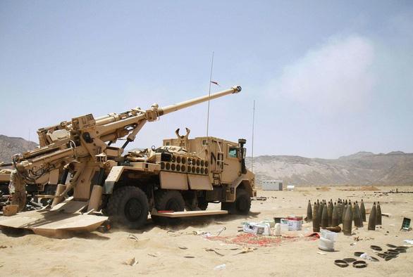 Vũ khí nước giàu rền vang ở nước nghèo nhất Trung Đông - Ảnh 3.