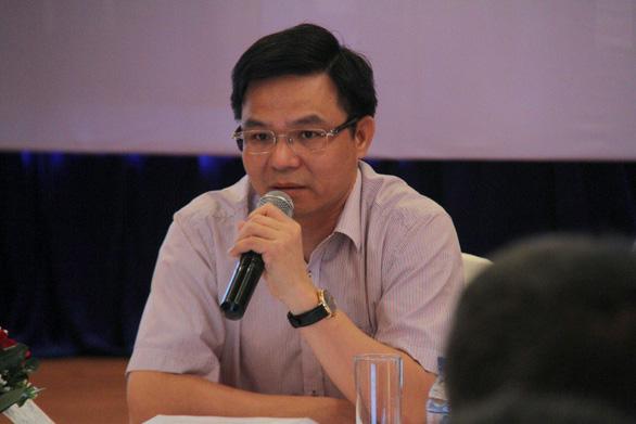 Ông Lê Mạnh Hùng làm tổng giám đốc Tập đoàn Dầu khí - Ảnh 1.