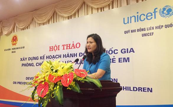 Gần 70% trẻ em Việt Nam từng bị bạo hành, xâm hại - Ảnh 1.