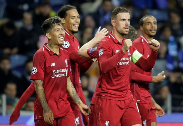 Đá bại Porto 4-1, Liverpool gặp Barca ở bán kết Champions League - Ảnh 1.
