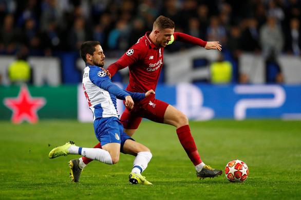 Đá bại Porto 4-1, Liverpool gặp Barca ở bán kết Champions League - Ảnh 2.
