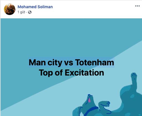 Cộng đồng mạng lên cơn sốt với trận cầu không tưởng giữa MC và Tottenham - Ảnh 4.