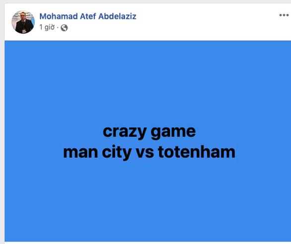 Cộng đồng mạng lên cơn sốt với trận cầu không tưởng giữa MC và Tottenham - Ảnh 6.