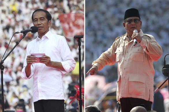 Bầu cử Indonesia hấp dẫn như cuộc đấu giữa Trump và Obama - Ảnh 1.