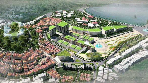 Đà Lạt: không xây khách sạn chắn tầm nhìn ra Hồ Xuân Hương - Ảnh 2.