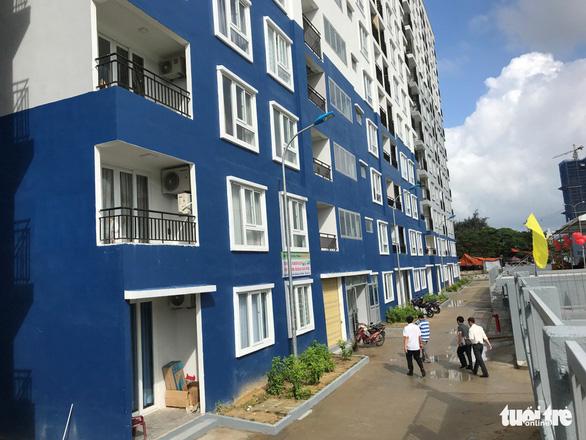 Cò tung tin thất thiệt bán chung cư giá rẻ ở Đà Nẵng - Ảnh 1.