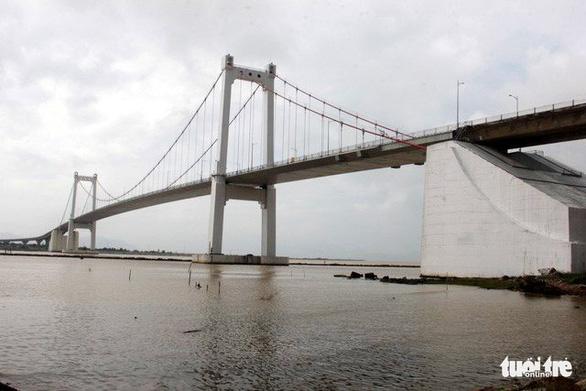 Dự án lấn sông Hàn đe dọa cầu Thuận Phước? - Ảnh 2.