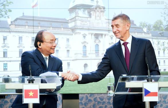 Czech ủng hộ tăng cường quan hệ Việt Nam - EU - Ảnh 1.