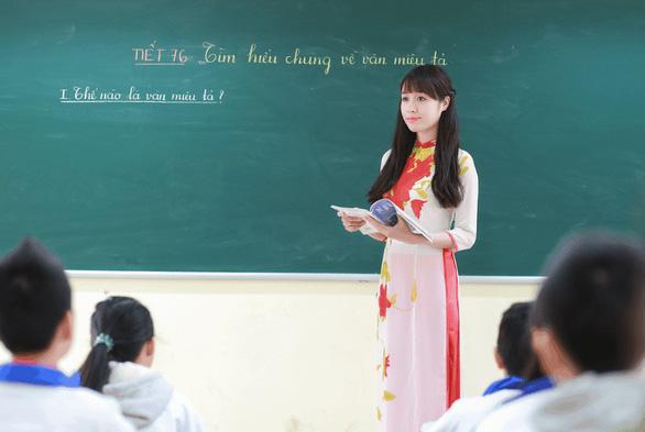 Bộ GDĐT ban hành Bộ Quy tắc ứng xử trong trường học - Ảnh 1.
