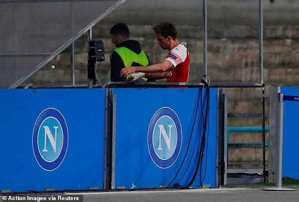 Sao Arsenal với khoảnh khắc khó đỡ nhất ở Europa League - Ảnh 1.