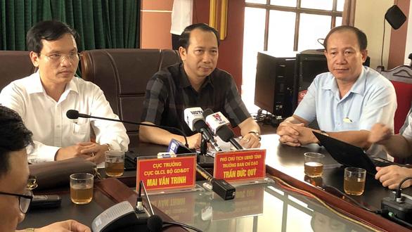 Một số lãnh đạo ở Hà Giang có con được nâng điểm: Tôi không can thiệp - Ảnh 1.