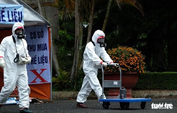 Nguồn phóng xạ hạt nhân nằm ở... tiệm phế liệu, xử lý thế nào? - Ảnh 7.