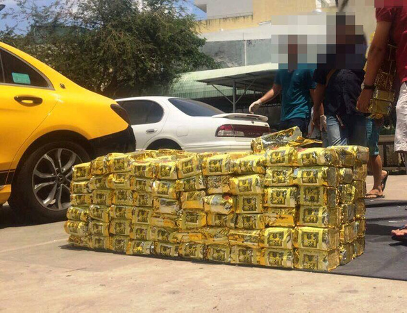 Công an TP.HCM phá đại án ma túy thu hơn 1,1 tấn - Ảnh 6.