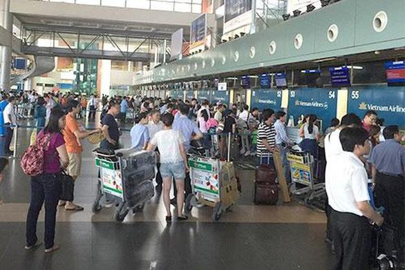 Quy trình xử lý hành khách gây rối trong lĩnh vực hàng không - Ảnh 1.