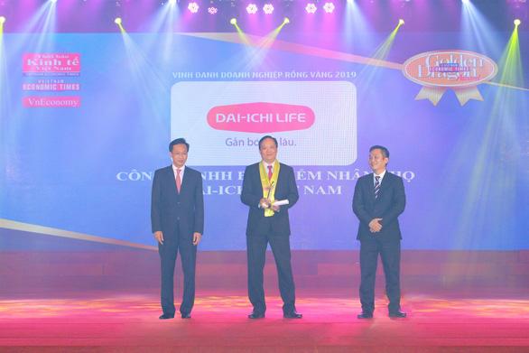 Dai-ichi Life VN liên tiếp 11 năm đạt giải Công ty bảo hiểm nhân thọ tốt nhất - Ảnh 1.