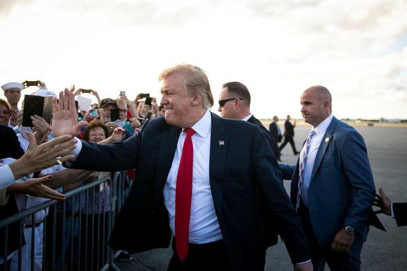 Ông Trump: Nhiệm kỳ của tôi xong rồi. Tôi bị chơi rồi - Ảnh 1.