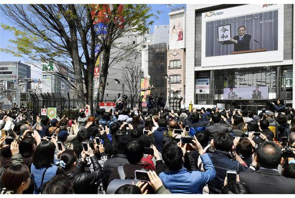 Nhật Bản công bố niên hiệu mới, tìm hiểu niên hiệu các triều vua - Ảnh 2.