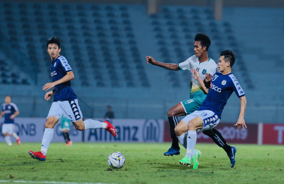 Văn Quyết đá hỏng phạt đền, Hà Nội FC thua sốc ở AFC Cup 2019 - Ảnh 1.