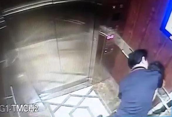 Người đàn ông có dấu hiệu dâm ô trẻ em trong thang máy quận 4 đang ở Đà Nẵng - Ảnh 1.