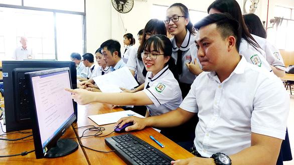 Lỗi thường gặp khi đăng ký dự thi THPT quốc gia, xét tuyển đại học - Ảnh 1.