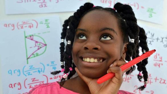 Những người trẻ thông minh nhất thế giới - Kỳ 3:  Thiên tài toán học 13 tuổi - Ảnh 1.