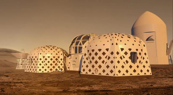Mẫu nhà ở trên sao Hỏa do NASA chọn trông ra sao? - Ảnh 3.