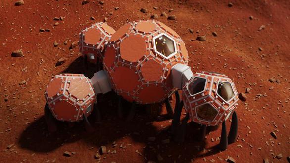 Mẫu nhà ở trên sao Hỏa do NASA chọn trông ra sao? - Ảnh 4.