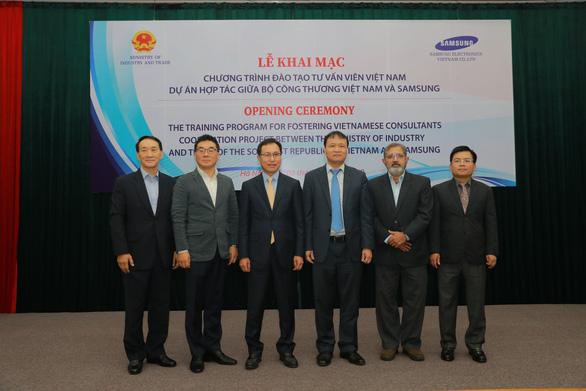 210 doanh nghiệp Việt là nhà cung ứng cho Samsung - Ảnh 1.