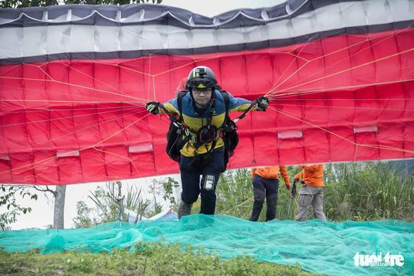 Cấp phép bay dù lượn ở Khánh Hòa, Bình Thuận dịp Festival biển  - Ảnh 2.