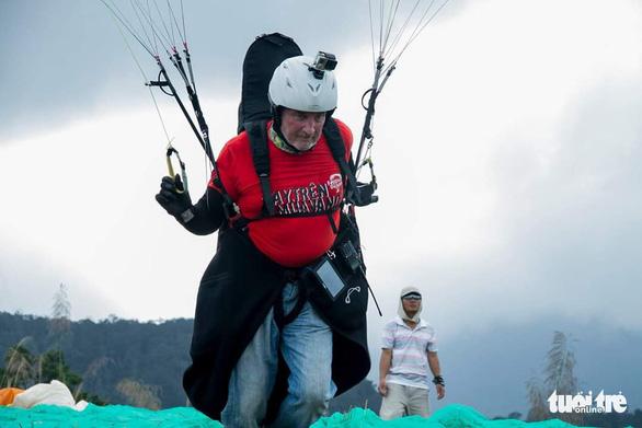 Cấp phép bay dù lượn ở Khánh Hòa, Bình Thuận dịp Festival biển  - Ảnh 4.