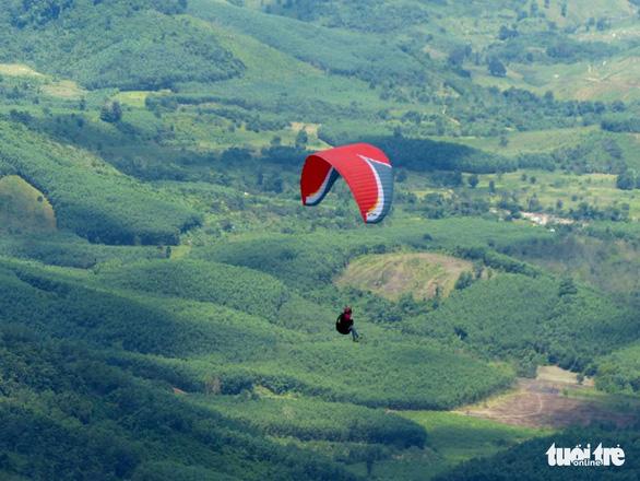 Cấp phép bay dù lượn ở Khánh Hòa, Bình Thuận dịp Festival biển  - Ảnh 7.