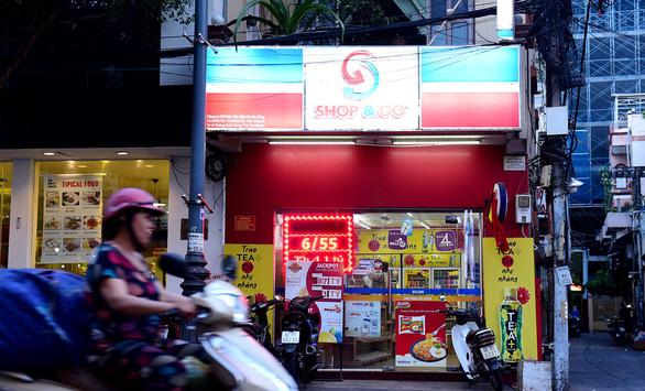 87 cửa hàng tiện lợi Shop&Go về tay Vingroup giá chỉ 1 USD - Ảnh 1.