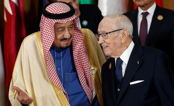 Khối Ả Rập bỗng... đoàn kết - Ảnh 1.