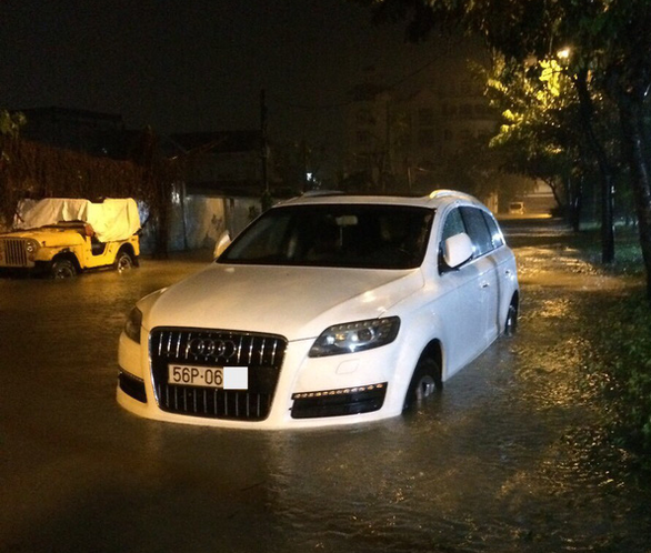 Chủ xe sang Audi Q7 kiện bảo hiểm Liberty, đòi bồi thường gần 200 triệu - Ảnh 1.