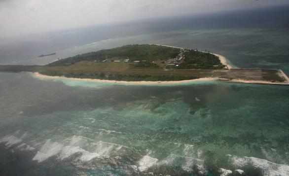 Trung Quốc nói không biết có bao nhiêu tàu gần đảo Thị Tứ - Ảnh 1.