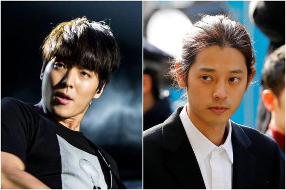 Một phụ nữ tố cáo bị Jung Joon Young và Choi Jong Hoon cưỡng hiếp - Ảnh 1.