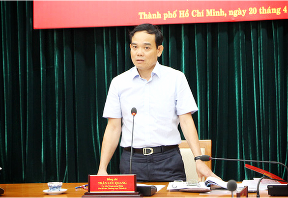 Ông Trần Lưu Quang: Ma túy bắt ở TP.HCM quy ra tiền không đếm nổi số 0 - Ảnh 3.