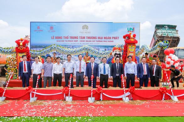 Thành phố Đồng Xoài sắp có Trung tâm Thương mại phức hợp - Ảnh 2.