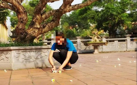 Dân bức xúc sư trụ trì dọa thả chó cắn nát mặt Phật tử - Ảnh 1.
