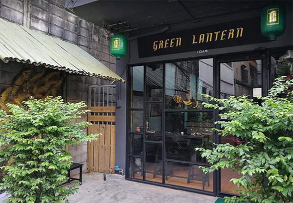 Quán cà phê Đèn lồng xanh - bảo tàng tình dục của Thái Lan - Ảnh 1.