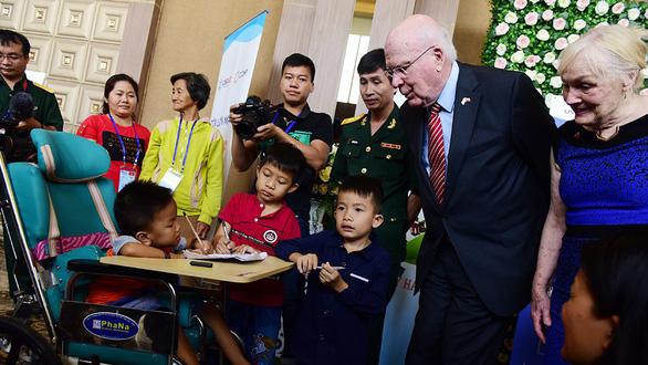 Những thượng nghị sĩ vun đắp quan hệ Việt - Mỹ - Ảnh 1.