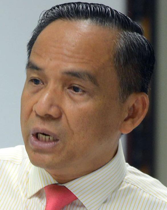 Ông Lê Hoàng Châu